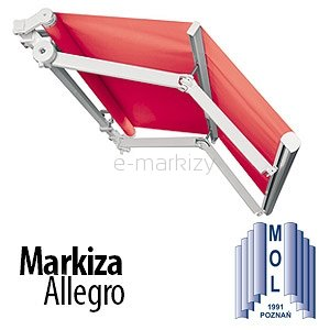 markiza allegro mol tarasowa na wymiar