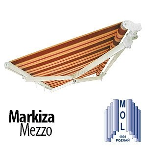 markiza mezzo mol tarasowa na wymiar
