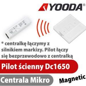 yooda mikro magnetic sciana