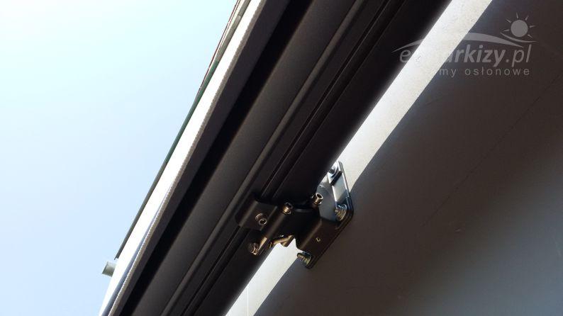 dakar selt mocowanie do ściany uchwyt ścienny montaż markizy na ścianę
