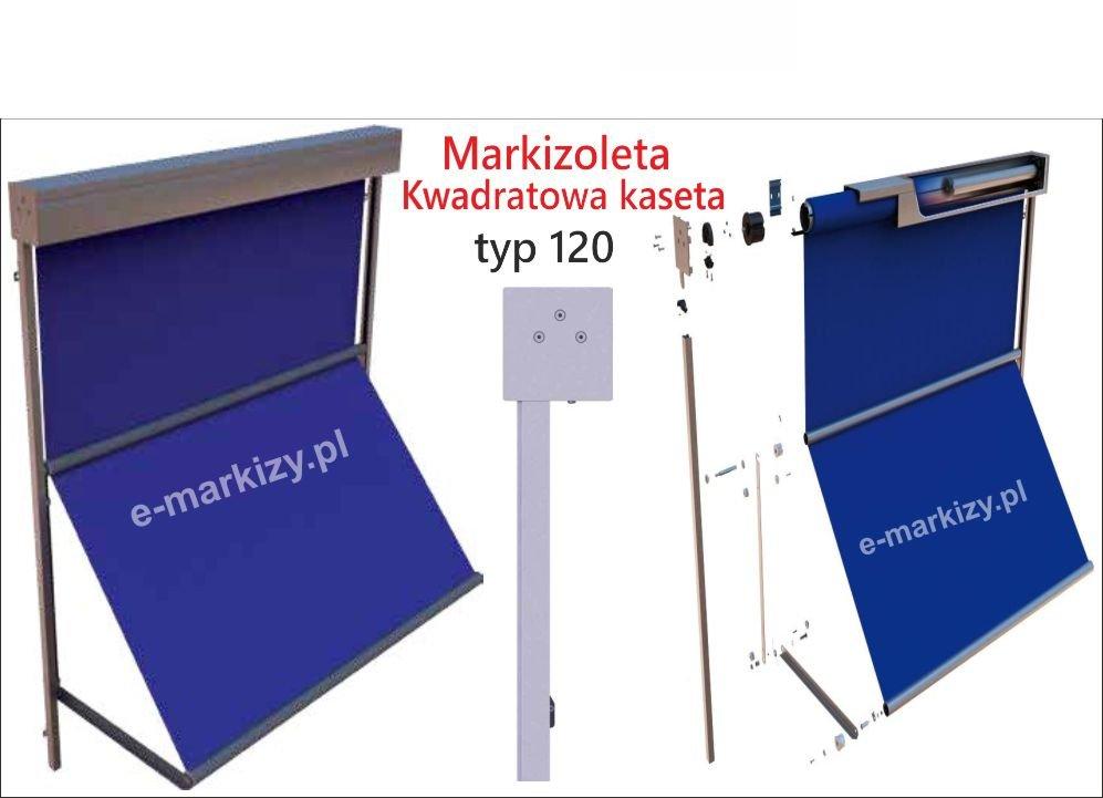 markizoleta 120, markizoroleta 120, refleksol markizowy