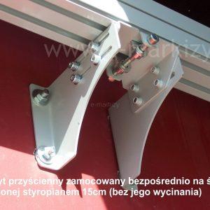 pergola zadaszenie aluminiowe