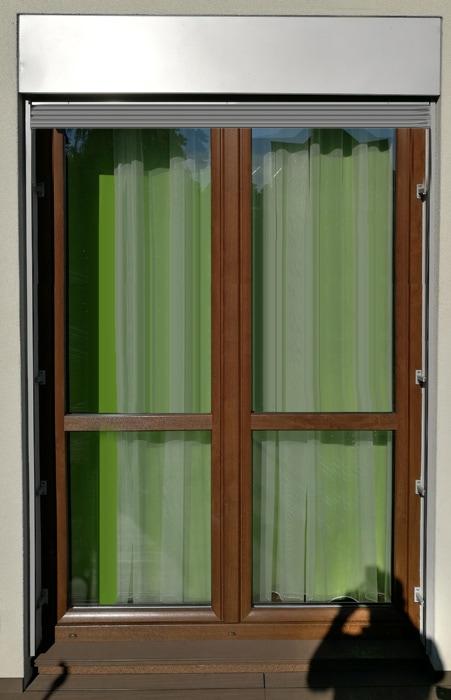 Żaluzje fasadowe c80 SELT realizacje galeria zdjęć blacha osłonowa