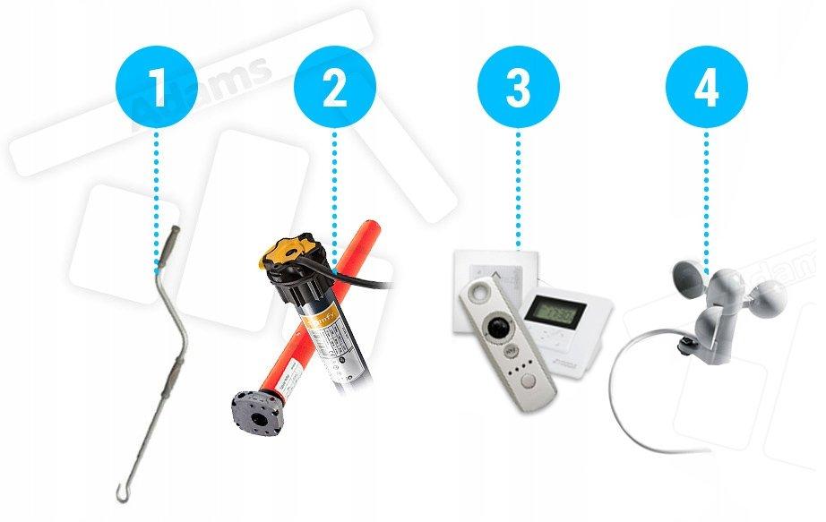 Refleksole możliwe opcje, konfigurator refleksoli, refleksol selt na wymiar