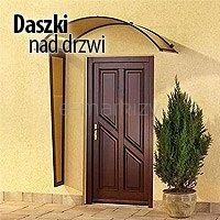daszki nad drzwi