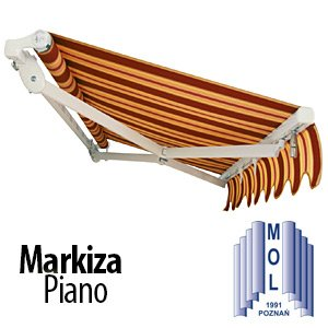markiza piano mol markizy na wymiar markiza tarasowa