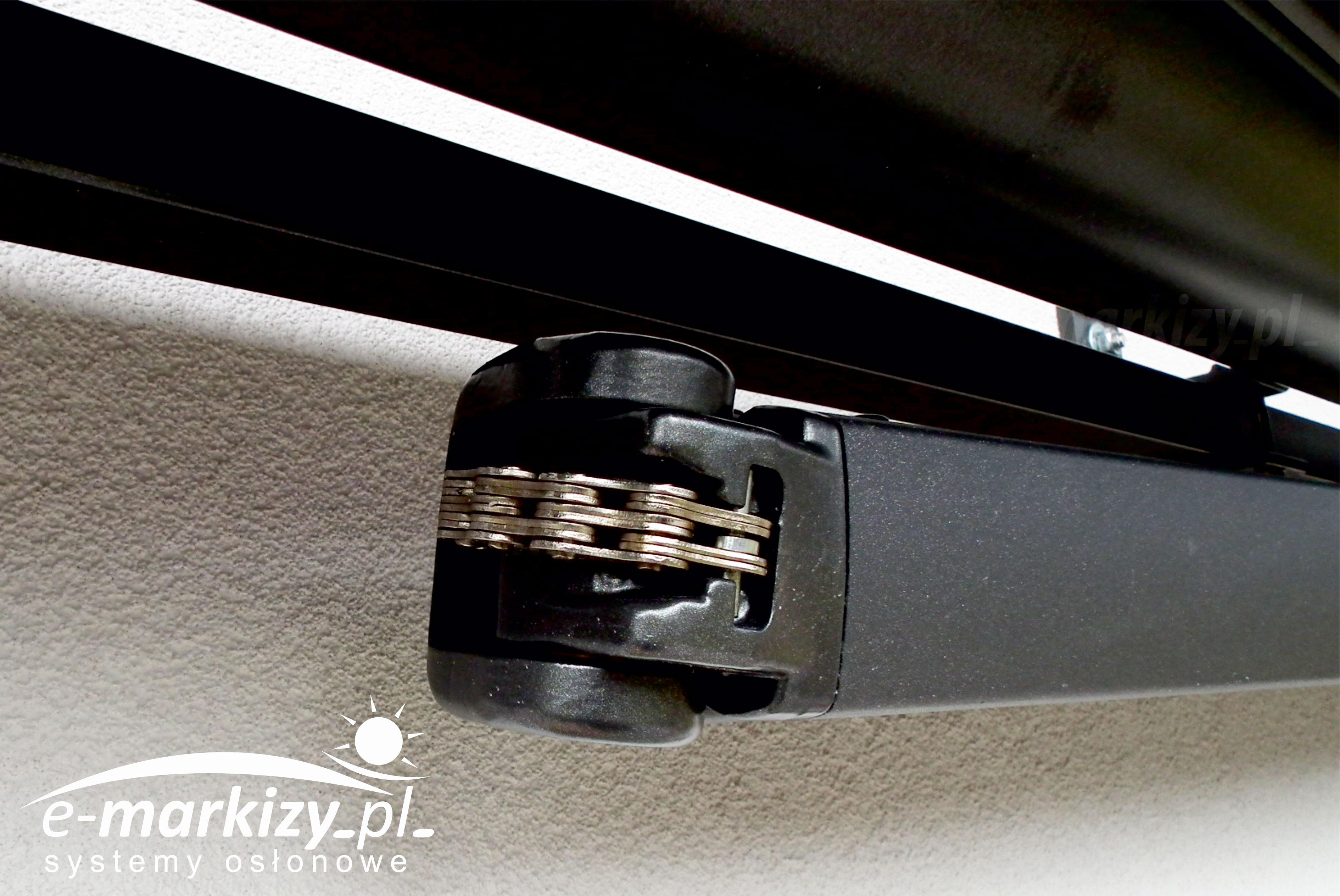 Markiza Adagio MOL, markizy dane techniczne, konfigurator, szerokość markizy adagio