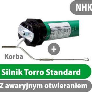 torro standard mol napęd nhk