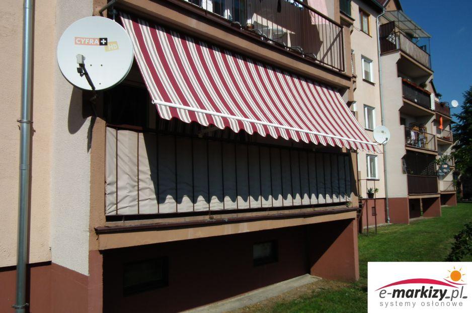 Markiza Balkonowa Galeria Zdjęć Markiza Balkonowa Selt