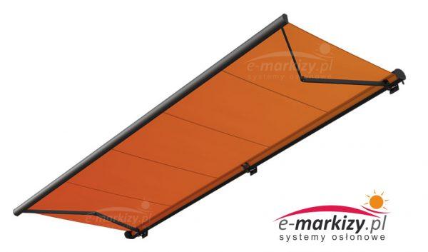 casablanca markiza SELT system osłonowy na wymiar konstrukcja markizy