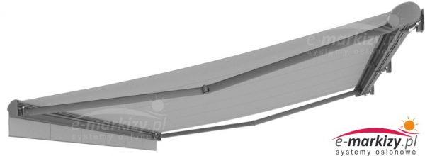 Markiza Tarasowa DAKAR Selt e-Markizy system osłonowy