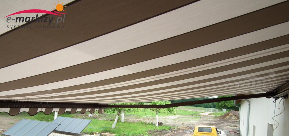 montaż markiza dakar selt jak montować otwarta markiza