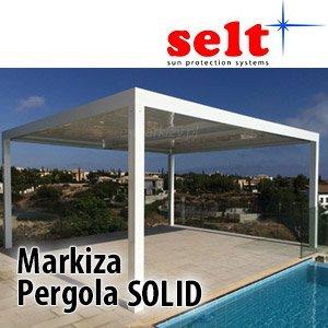 Pergola Solid Selt e-markizy sklep internetowy