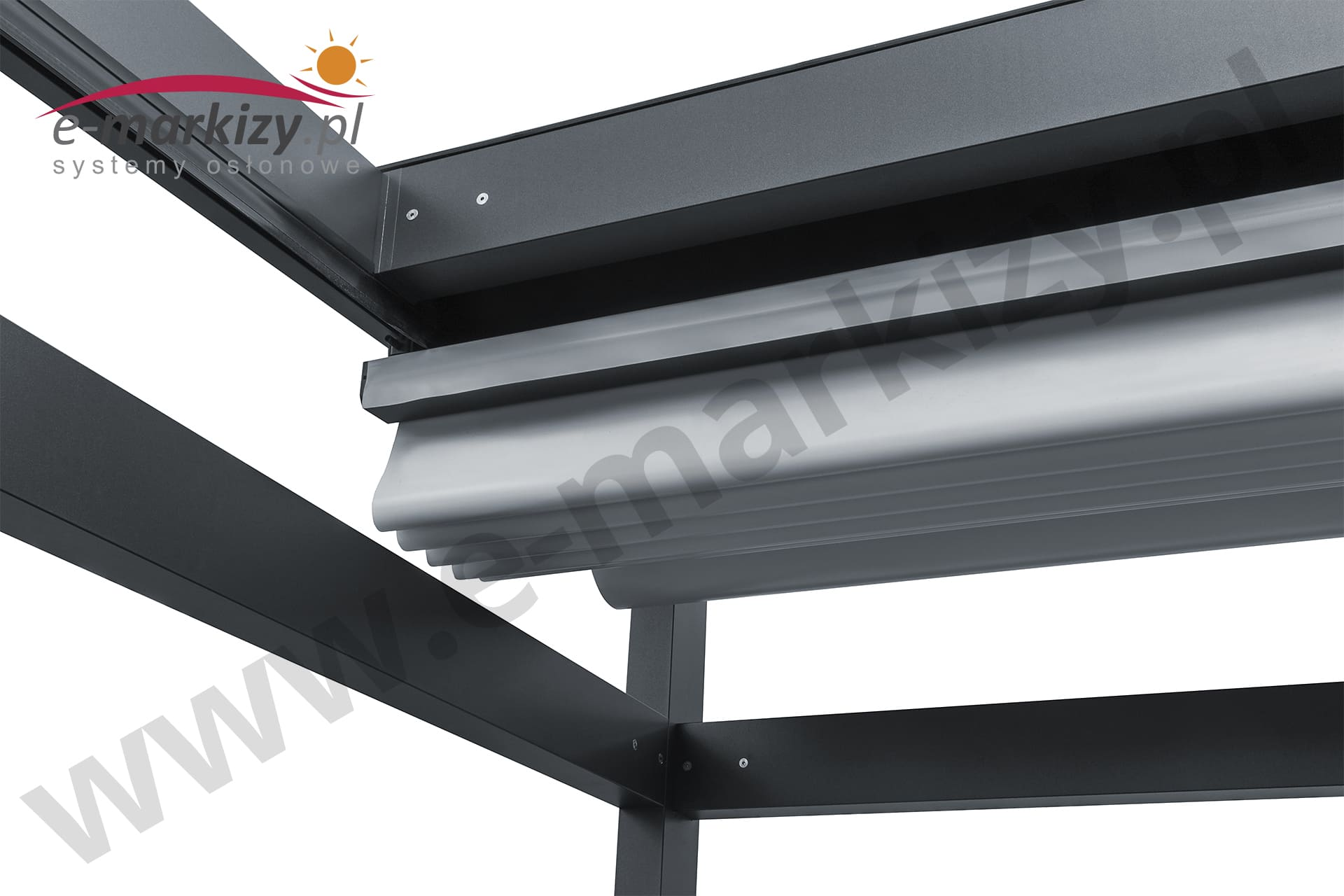 Pergola Solid zadaszenie carport materiał MOL