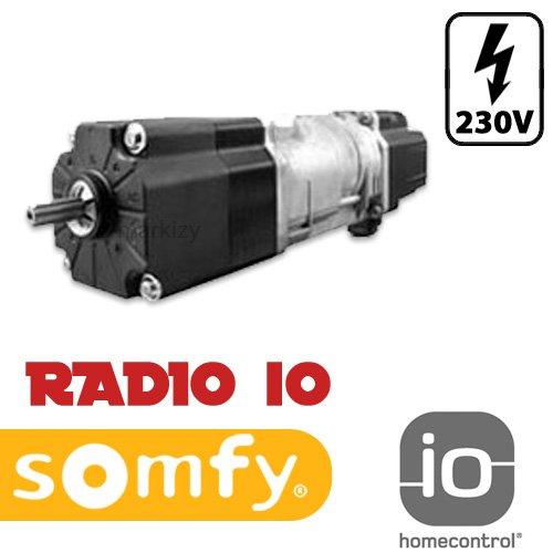 Somfy żaluzje silnik J4IO Homecontrol Home Control napęd