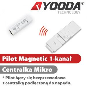 Yooda pilot magnetic 1 centrala mikro 1701600