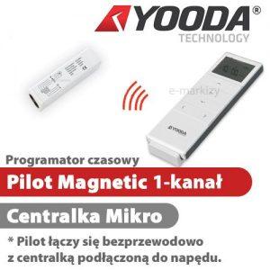 Yooda pilot magnetic 1 programator centrala mikro 1701603