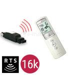 Pilot Telis 16 RTS Pure 16-kanałowy + Centrala Mod/Var Slim Receiver RTS