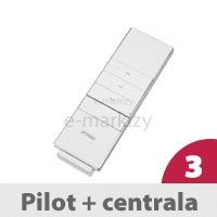 Pilot MAGNETIC + Centrala Mikro