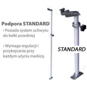 markizy podpory podpora markizowa STANDARD