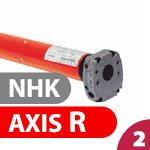 Silnik Axis z awaryjnym otwieraniem