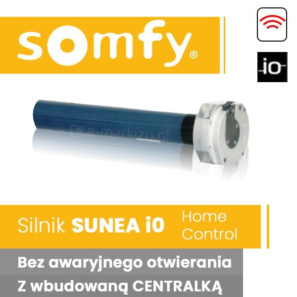 Silnik markizowy markizy napęd somfy sunea io homecontrol