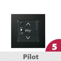Pilot ścienny Smoove 1 Black RTS