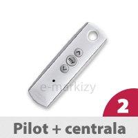 Pilot TELIS 1 + Centrala Uniwersal RTS