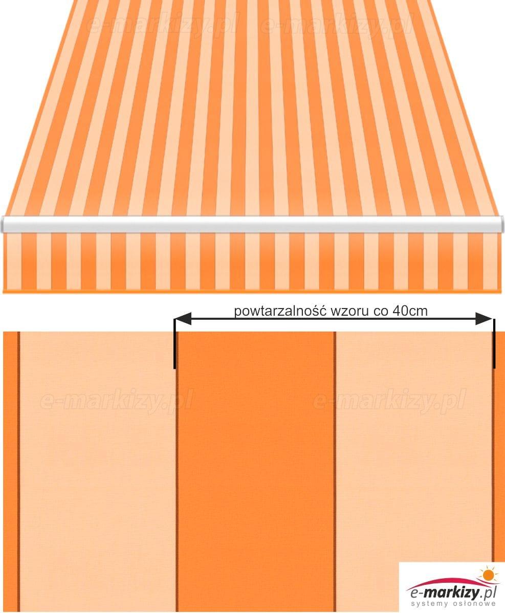 tkaniny markizowe selt poszycie markizy 2080 DAKAR