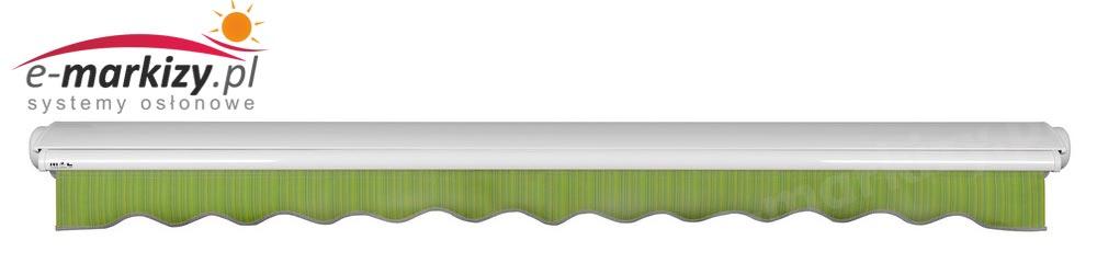 Adagio markiza tarasowa mol w półkasecie złożona