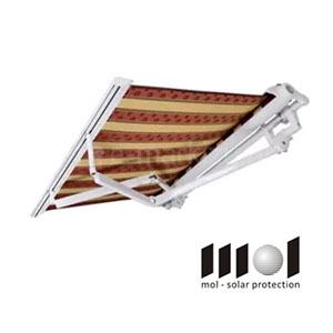 Markiza Tarasowa Mol Cross główne ramiona krzyżowe awning markise