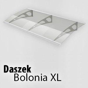 Daszek Bolonia XL gabaryt wielki daszek drzwiowy