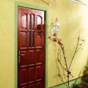 Daszek Drzwiowy Loano biały na wymiar