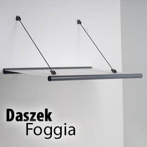 Daszek drzwiowy Foggia płaski