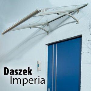 Daszek Imperia płaski nowoczesny