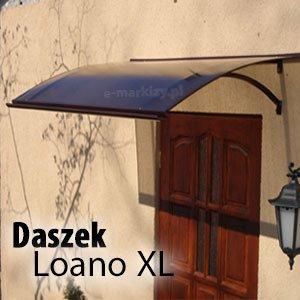 Daszek Loano XL duży rozmiar wycena