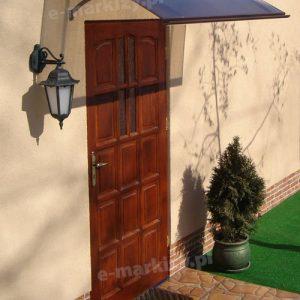 Daszek Loano brąz nad drzwi