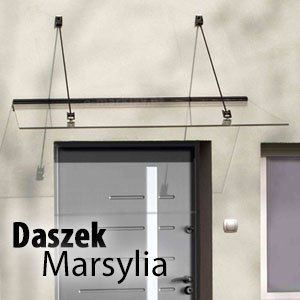 Daszek drzwiowy Marsylia