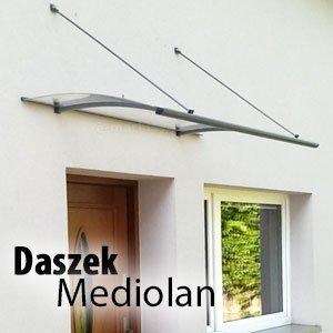 Daszek Mediolan nowoczesne