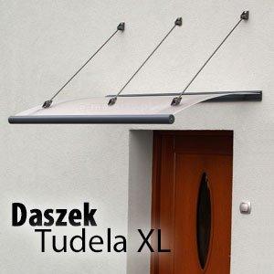 Daszek Tudela XL długi daszek nad drzwi daszki nad drzwi wejściowe