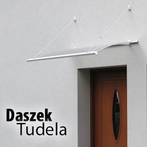 Daszek nad drzwi klasyczny Tudela