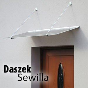 Daszek drzwiowy klasyczny sewilla