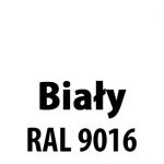 Daszki konfigurator kolory biel RAL9016