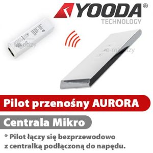 Yooda pilot aurora 1-kanałowy centrala mikro