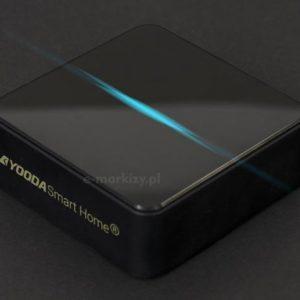 Centrala YOODA Smart Home, czarna 1197001, centralka do smarphona, centralka do smartfona, odbiornik do smartfona, odbiornik do telefonu, sterowanie żaluzjami telefonem, inteligentna centrala zarządzająca