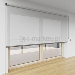 Refleksol selt XS, refleksole do wewnątrz, rolety pionowe na wymiar