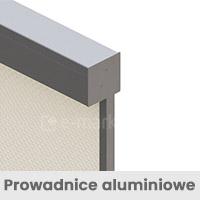 Prowadnice aluminiowe