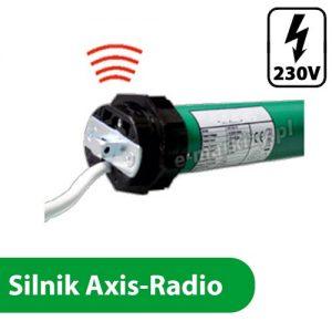 Refleksole silnik axis radio z centralką sterującą, automatyczne refleksole, napęd wbudowana centrala