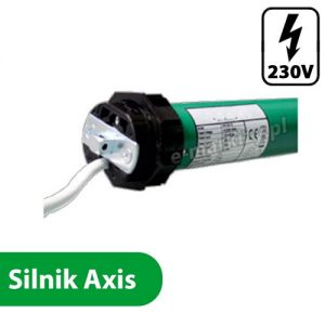 Refleksole silnik axis bez centralki, automatyczne refleksole, napęd do rolet