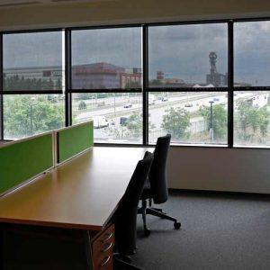 Refleksole biurowe, refleksol xs, rolety screen, roleta zaciemniająca